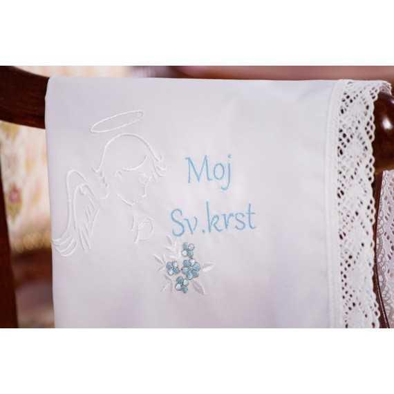 Krstni prtiček Moj sveti krst